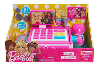 Juguete Caja Registradora Barbie