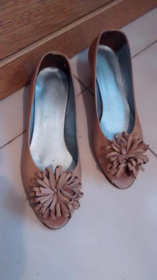 Zapatos Usados Cuero Talle 38