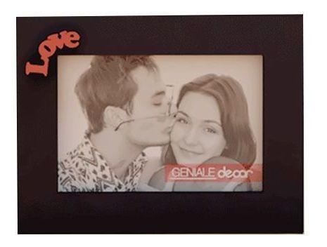 Porta Retrato 10x15 Love Geniale H16