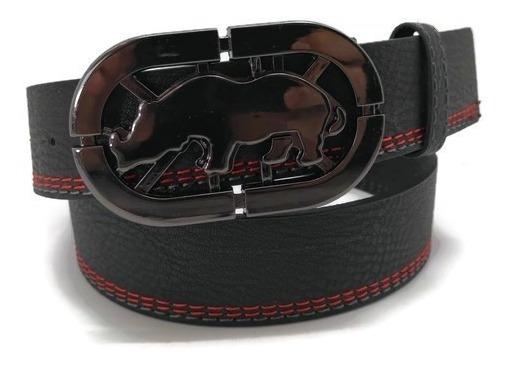 Cinturón Ecko Para Caballero Hebilla Rhino