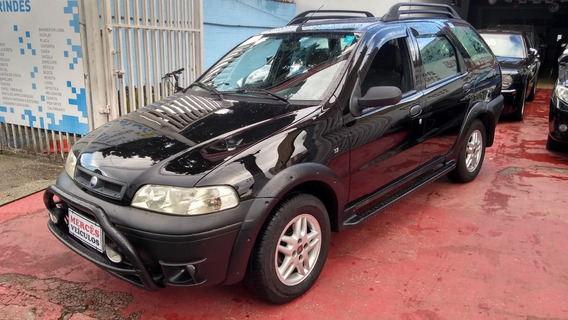 Fiat Palio 1.8 Mpi Adventure Weekend 8v Gasolina 4p Manual