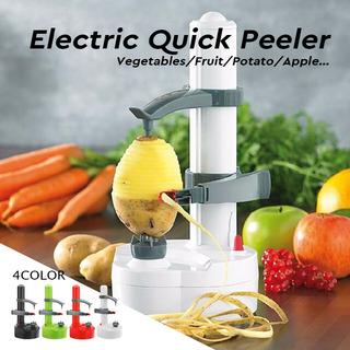 Para Verduras Frutas Patatas Manzana Pelador Eléctrico Auto