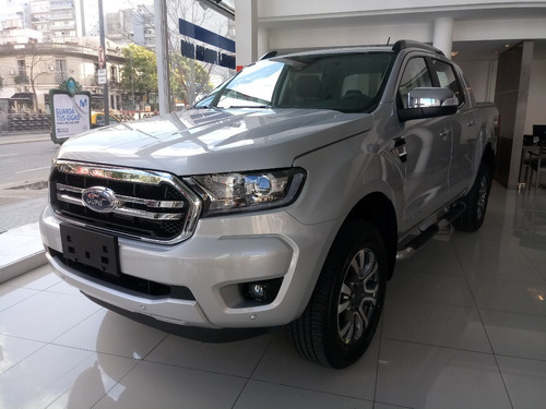 Ford Ranger Limited Automatica 4x4