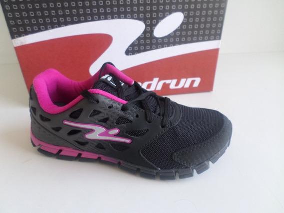Tênis Adulto Feminino Adrun Ref-65.11 F