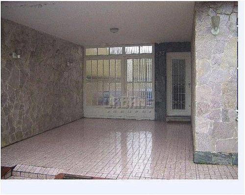 Imagem 1 de 7 de Sobrado Residencial À Venda, Barcelona, São Caetano Do Sul. - So0027