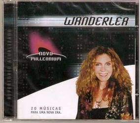 Cd Wanderlea - Novo Millennium - Original E Lacrado