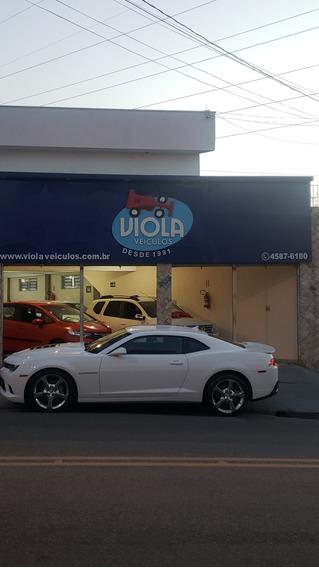 Chevrolet Camaro Ss 6.2 V8 Branco 2015