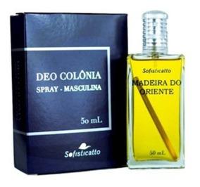 Perfume Masculino Madeira Do Oriente 50ml