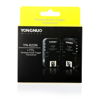 Yongnuo Yn-622n Nikon I-ttl Wireless Flash Triggers