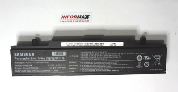Bateria Duração 1 Hora Samsung Rv411 D82