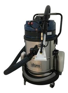 Maquina Para Lavar Alfombras Colchones Vestiduras Salas Y Tapicerías Con Doble Motor 26 Hp Tanque De 60 Lts Para Negocio