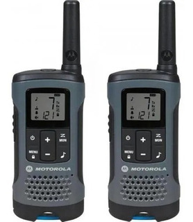 Radio Comunicador Motorola Talkabout T200br 32km + Nfe