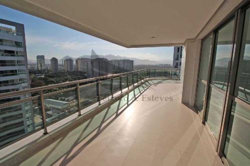 Imagem 1 de 15 de Apartamento-à Venda-barra Da Tijuca-rio De Janeiro - Svap40015
