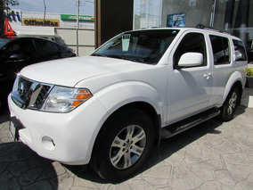 Nissan Pathfinder 2012 5p Advance Aut V6