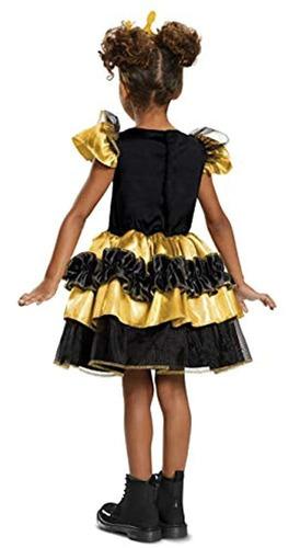 L.o.l. Sorpresa Disfraz Infantil De Lujo Con Diseño De Muñ