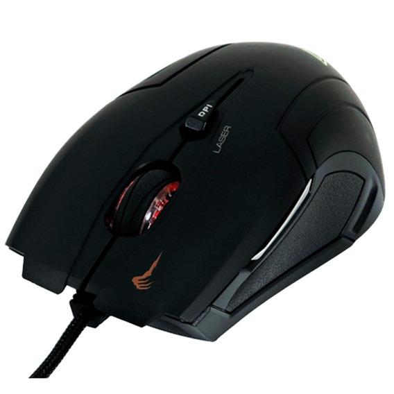 Mouse Gamer Demeter Laser 3600dpi 256k Usb Gms5010 Gamdias