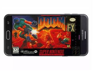 Doom Snes Para Android Celular O Tablet