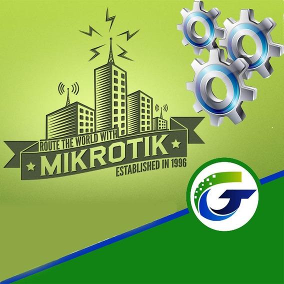 Mikrotik Hotspot+perfiles Redes Sociales