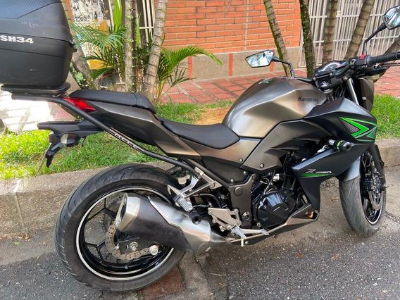 Kawasaki Z250 M_2016