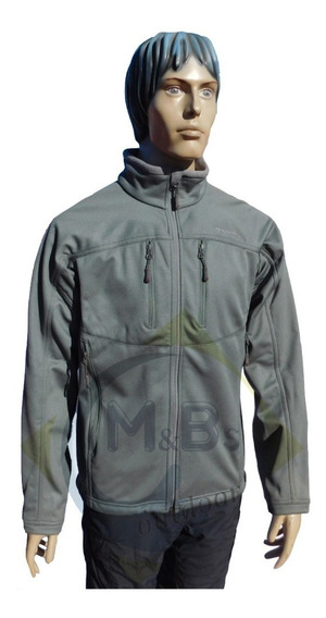 Campera Impermeable Nexxt Tornado Soft Shell Rompeviento