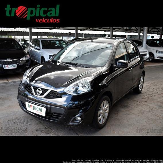 Nissan March Sv 1.6 16v