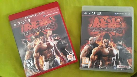 Tekken 6 - Jogo Original Midia Fisica Ps3 Playstation 3