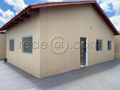 Casa 3 Quartos - Setor Monte Sinai - Trindade - Go - Ca00297 - 69351955