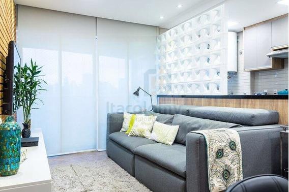 Ref: 3419 Apartamento No Novare - Aceita Permuta De Maior Va - 3419