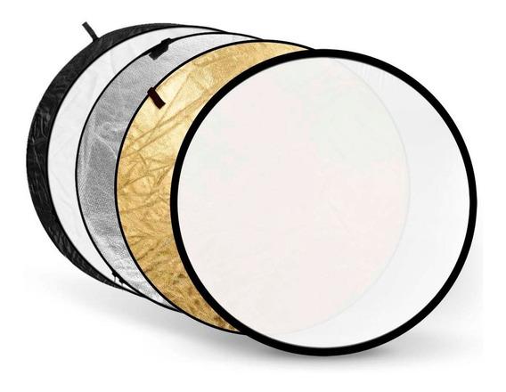 Rebotador Reflector 110cm 5 En 1 Godox Fotografia