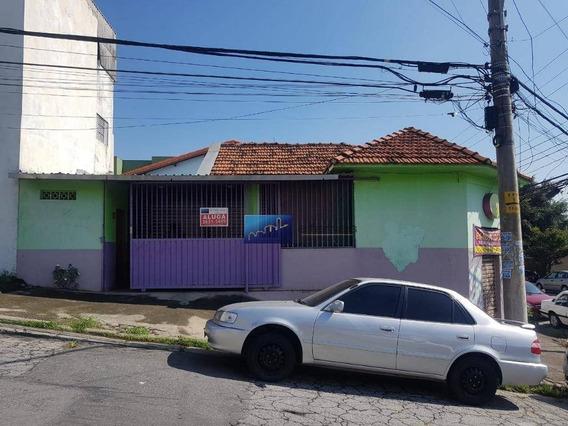 Salão Para Alugar, 80 M² Por R$ 2.000/mês - Vila Talarico - São Paulo/sp - Sl0067