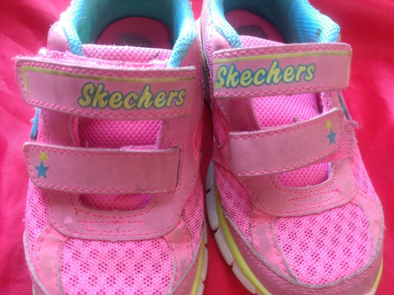 Tênis Infantil Menina Skechers