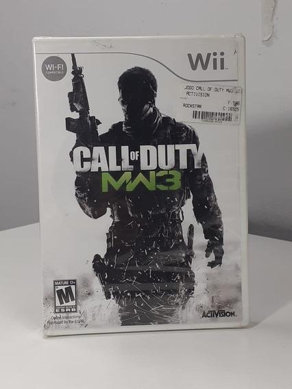 Call Of Duty Modern Warfare 3 Original Americano Lacrado