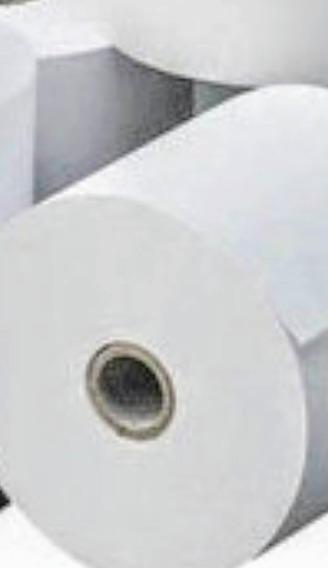 Rollos Térmicos Para Impresoras Fiscales Y Posnet