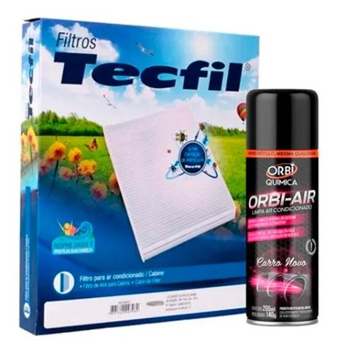 Imagem 1 de 2 de Filtro + Limpa Ar Condicionado Onix 1.0 Turbo Lt Ltz Premier
