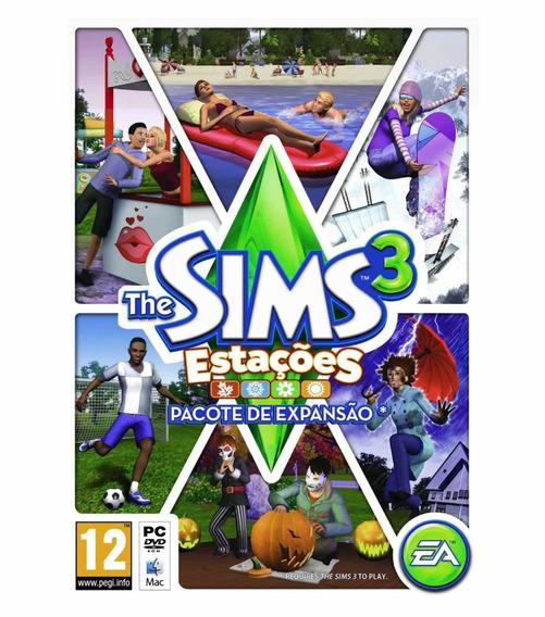 The Sims 3 Estações Origin Key - Codigo Para Download