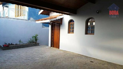 Casa Residencial À Venda, Vila Santista, Atibaia. - Ca0349