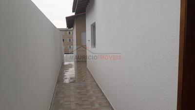 Casa Para Venda Em Mogi Das Cruzes, Vila Caputera, 2 Dormitórios, 1 Banheiro, 2 Vagas - 1204