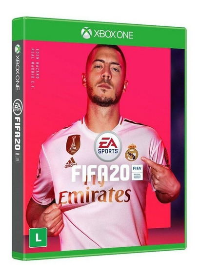 Jogo Fifa 20 - Xbox One Midia Física
