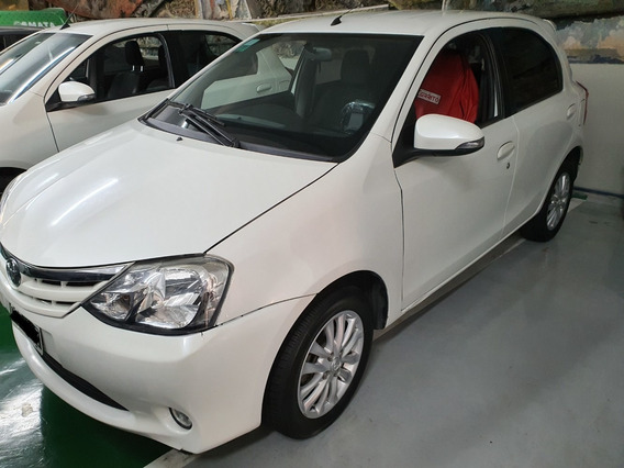 Toyota Etios Xls 5p Manual