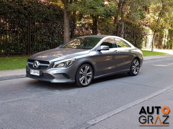 Mercedes Benz Clase Cla 180 Solo 6.000 Kms.