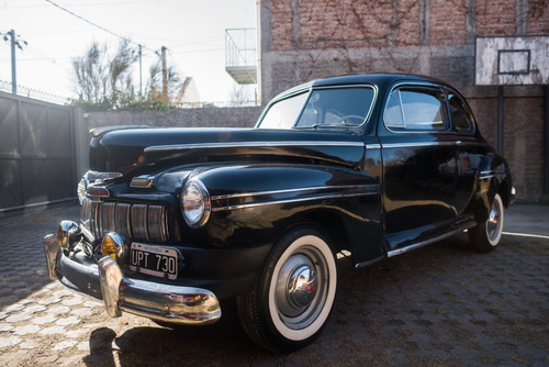 Ford Mercury Eight Coupe