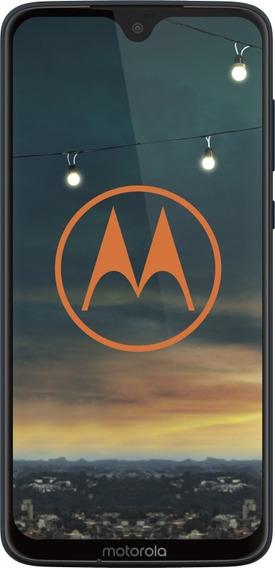 Celular Motorola G7 Plus Xt1965-2 6.24p Az