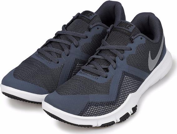 Tenis Nike Train Flex Control 2 Gris Caballero