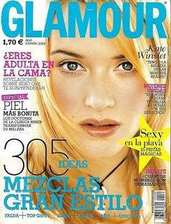 Glamour España Pocket_2005__kate Winslet_penélope Cruz
