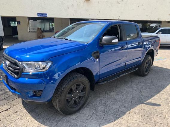 Ranger 2019 Xlt Dicel Automatica 3mil Kms Ccomo Nueva