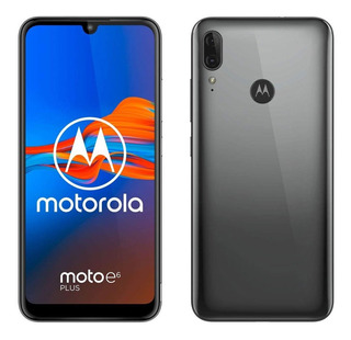 Telefono Motorola Moto E6 Plus 32gb, Lector D Huella, Tienda
