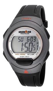 Reloj Deportivo Timex Ironman Triathlon Lcd Digital 100m 607