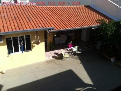 Vender Casa Em Indaiatuba, No Jardim Europa Ii. - Ca04346 - 2190699