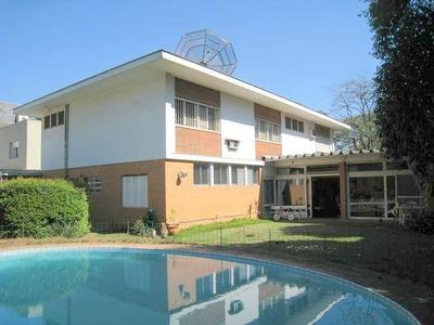 Casa Em Jardim Europa, São Paulo/sp De 470m² 5 Quartos À Venda Por R$ 5.450.000,00 - Ca146814