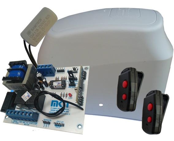 Kit Tampa E Placa Com Controles E Capac Motor Dz Gatter